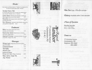 Royal Tandoor Menu, Page 1